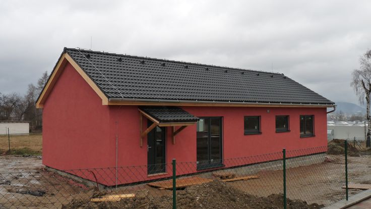 Další spokojená rodinka už bydlí ve svém domě od www.goopan.cz :)