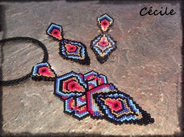 CécileS  http://concours.perlesandco.com/projects2.php