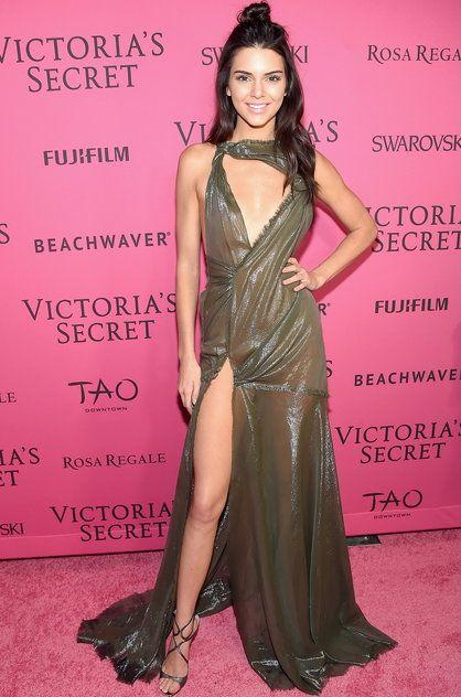 #BestLook: Kendall Jenner w sukni #Versace