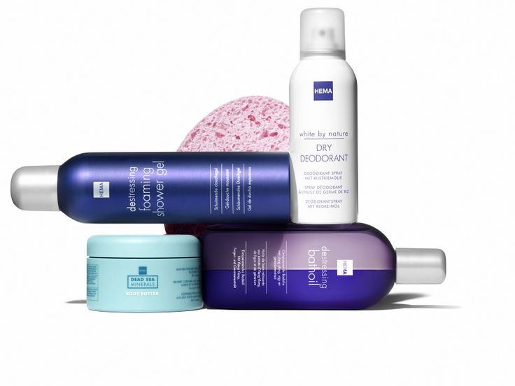 HEMA beauty - lichaamsverzorging