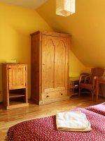 Standard kétágyas szoba nézet / Standard double room with sitting area