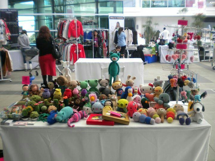 Bazar, expo, amigurumi Craft Booth Ideas Pinterest ...