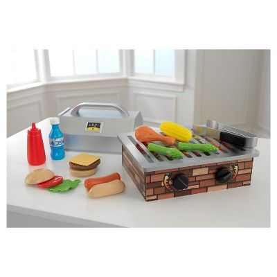KidKraft Bbq Set, Cooking and Dining Toys