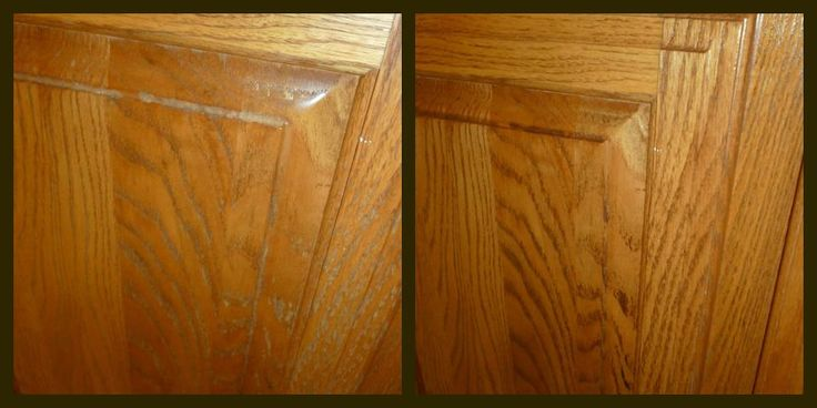 How To Make Your Cabinets Look Like New Again Mix 3 4 Cup