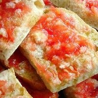 Pan con Tomate (Spanish Tomato-Rubbed Bread) by Shali