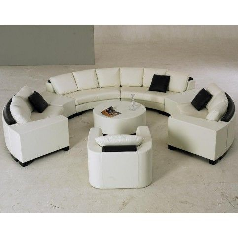 Leather Sofa  best In the Round images on Pinterest Architecture Projects and Home