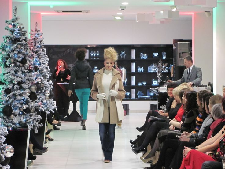 Winterval 2012 Style event at Waterford Crystal