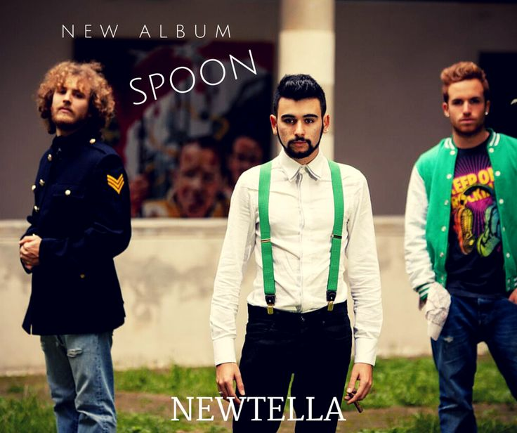 SPOON - listen to all ur tracks on #Bandcamp - https://newtella.bandcamp.com/releases