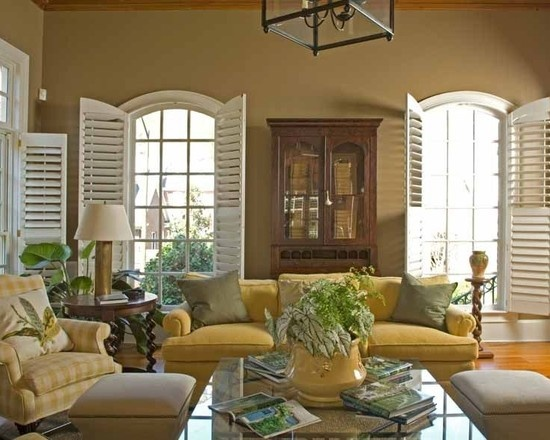 Spaces Acadian House Facade Doors With Shutters Design, Pictures, Remodel, Decor and Ideas - page 16