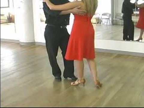 Learn how to do basic dance steps in the Cha-Cha with expert tips in this free dance lesson video.    Expert: Franco Peraza & Valerie Levine  Contact: www.steppingoutstudios.com  Bio: Franco Peraza & Valerie Levine  Filmmaker: Paul Muller