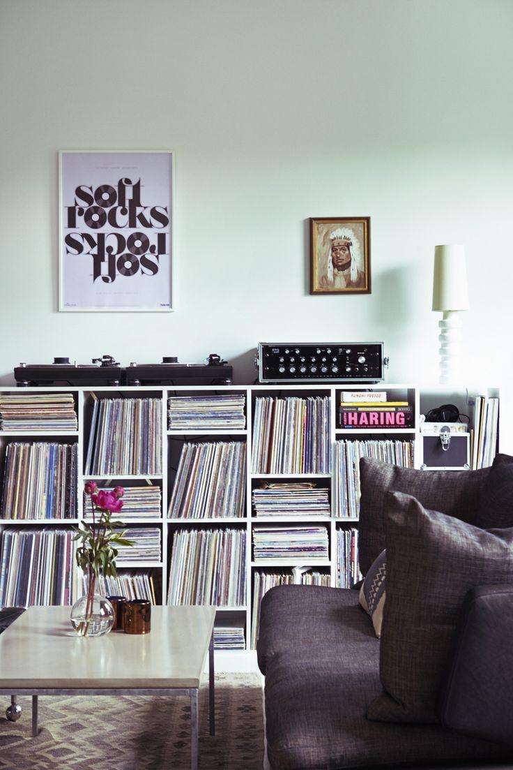 Storage For Living Room 328 Best Living Rooms Images On Pinterest Vinyl Records Vinyl