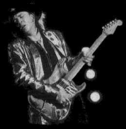 Stevie Ray Vaughan - best blues