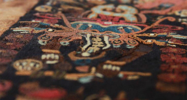 Annie's Favorite Places in Lima, Peru | #Amano, Museo Textil Precolombino