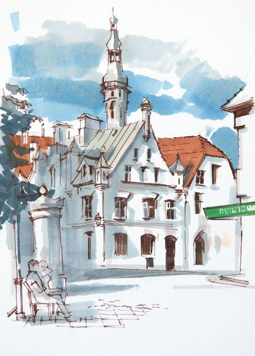 Tallinn by may_bryxina