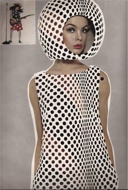 Jean Shrimpton 1960
