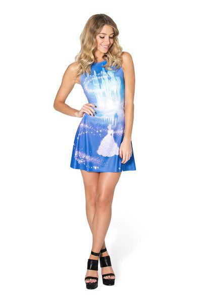 Cinderella Dress $95   https://blackmilkclothing.com/collections/princesses-and-villains/products/cinderella-play-dress