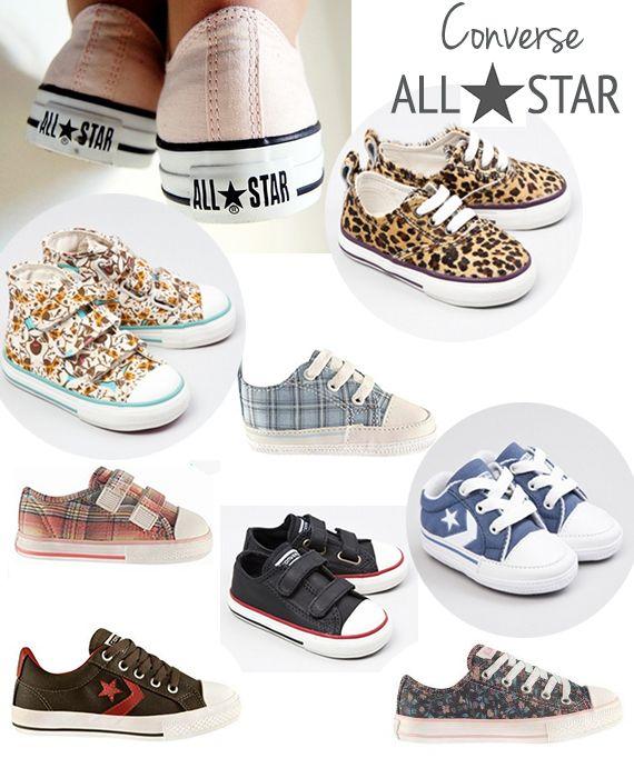 Stylish converse sneakers