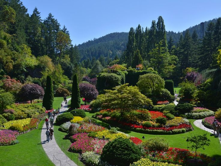 35 best Sunken Garden images on Pinterest   Sunken garden ...