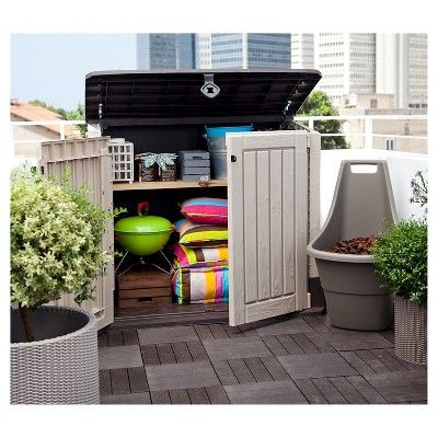 25 Best Ideas About Outdoor Storage Sheds On Pinterest