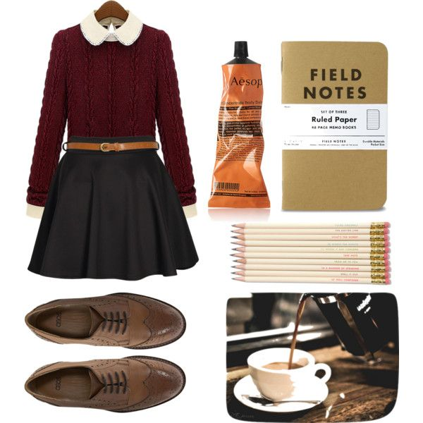Coffee date outfit 2