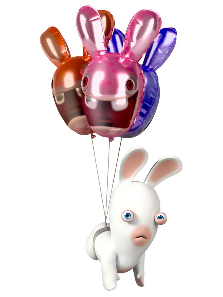 Unidentified Flying Object in Rabbids Land