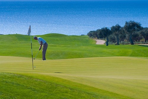 The Dunes Course 10th hole