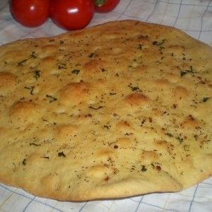 Pizza-Brot