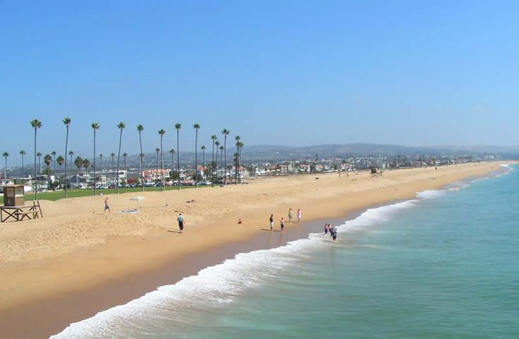 Newport Beach-lives up to the california lifestyle.