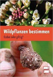 Ronny is telling you:'Wildpflanzen bestimmen'