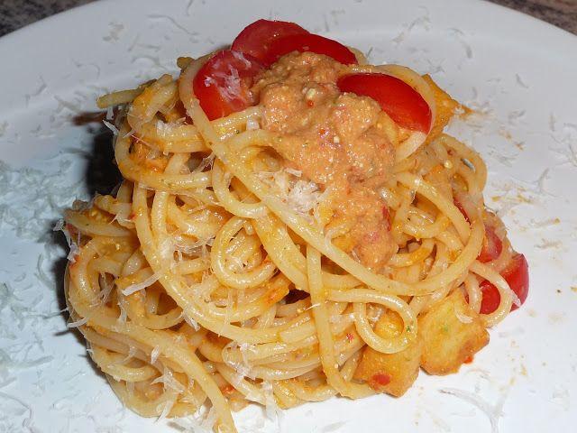 Pesto di agrumi...dalla ricetta dello chef Filippo La Mantia