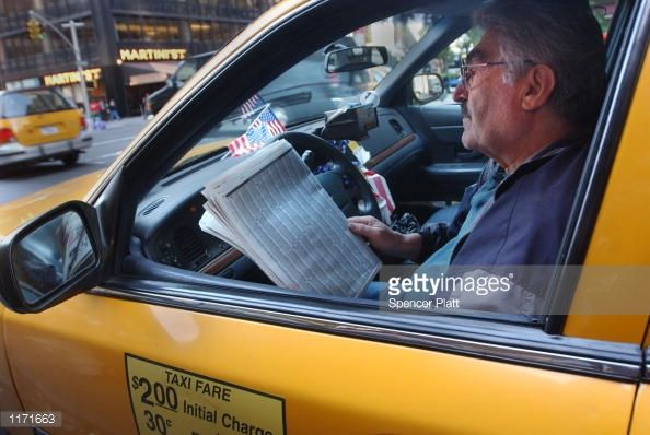 taxi items