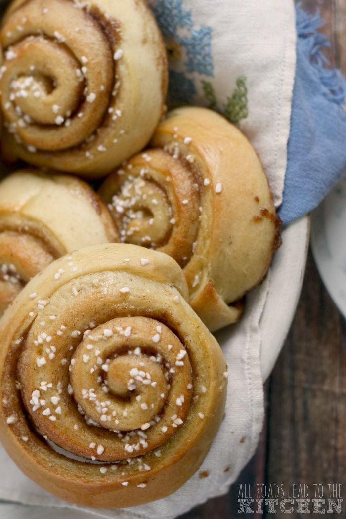 swedish cinnamon buns kanelbullar swedish dishes swedish foods ...