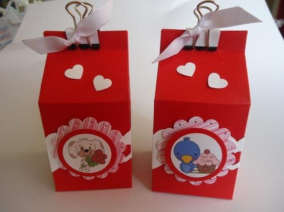 79 best images about cajitas con dulces on pinterest - Dulces de san valentin ...