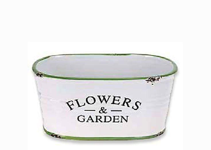 Flowerpot #outdoor #decoration for #home by #ZAROS www.zarossa.gr
