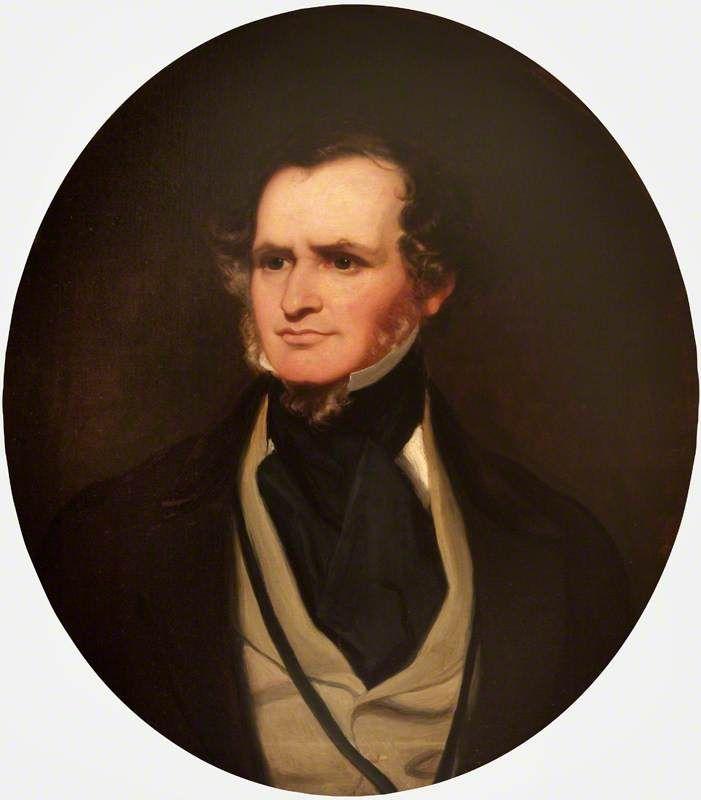 Sir Francis Grant - Edward Geoffrey Smith-Stanley (1799–1869), 14th Earl of Derby, KG, PC