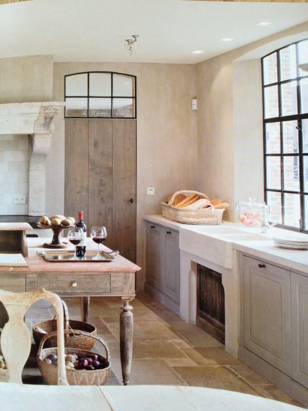 Weekend Escapades: Best of grey kitchens