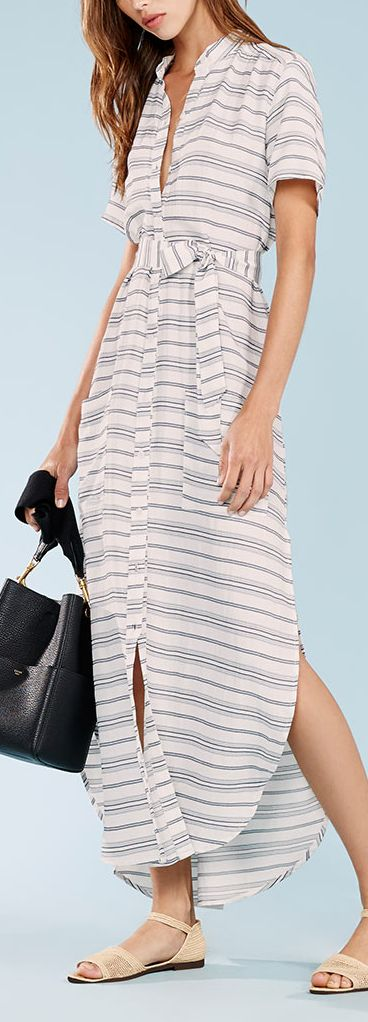 sewing inspo: shirtdress
