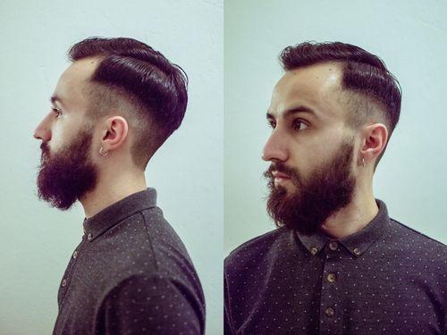 Executive Contour Haircut Executive Contou