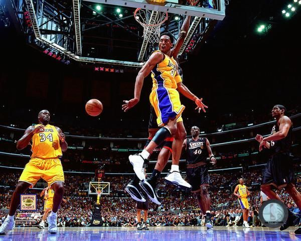 Shaquille O Neal Kobe Bryant Los Angeles Lakers Nba Basketball 8 X 10 Photo Shaquille O Neal Kobe Bryant Basketball Photos