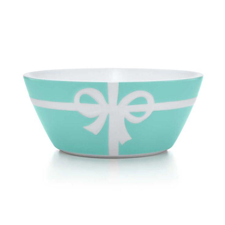 ティファニー ブルー ボックス ボウル ボーンチャイナ(2個1箱)   Tiffany & Co.