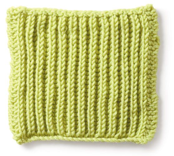 Top 7 ideas about Knitting Stitches: Knit Below on Pinterest Ribs, Garter s...