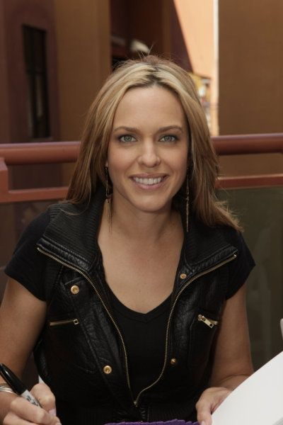 "Arianne Zucker... Love me some ""Nicole"""
