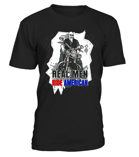 """# Motorcycle T-shirt Real Men Ride American Tees for Bikers .  Special Offer, not available in shops      Comes in a variety of styles and colours      Buy yours now before it is too late!      Secured payment via Visa / Mastercard / Amex / PayPal      How to place an order            Choose the model from the drop-down menu      Click on """"Buy it now""""      Choose the size and the quantity      Add your delivery address and bank details      And that's it!      Tags: Motorcycle T-shirt Real…"""