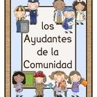 Spanish posters, flashcards for games and drill work, 10 Bingo cards with differentiated calling cards,a 10-page mini-book, and worksheet with answer key.