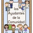 Spanish Community Helpers Pack - los Ayudantes de la Comunidad