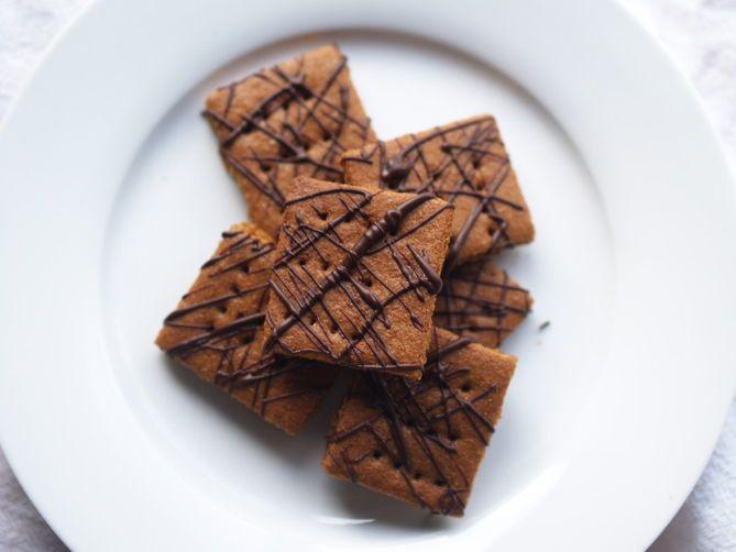 Chocolate-Covered Grahams on Food52