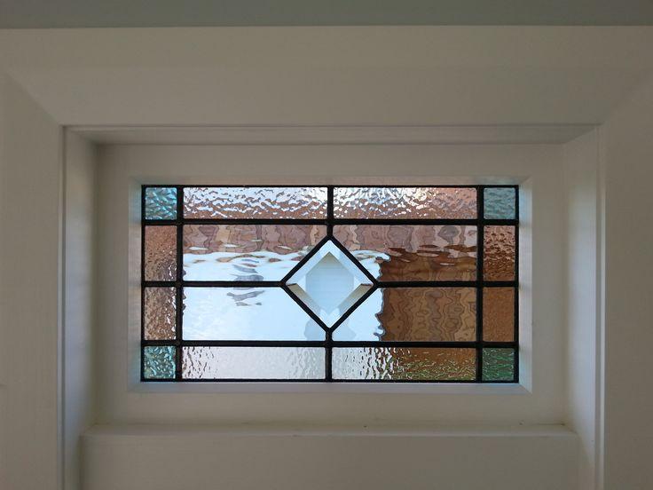 Bespoke stained glass @ Glassarts Design Kingsland, Auckland