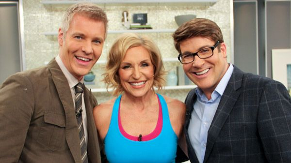 Healthy living expert Tosca Reno says its never to late to get on a healthy lifestyle path.