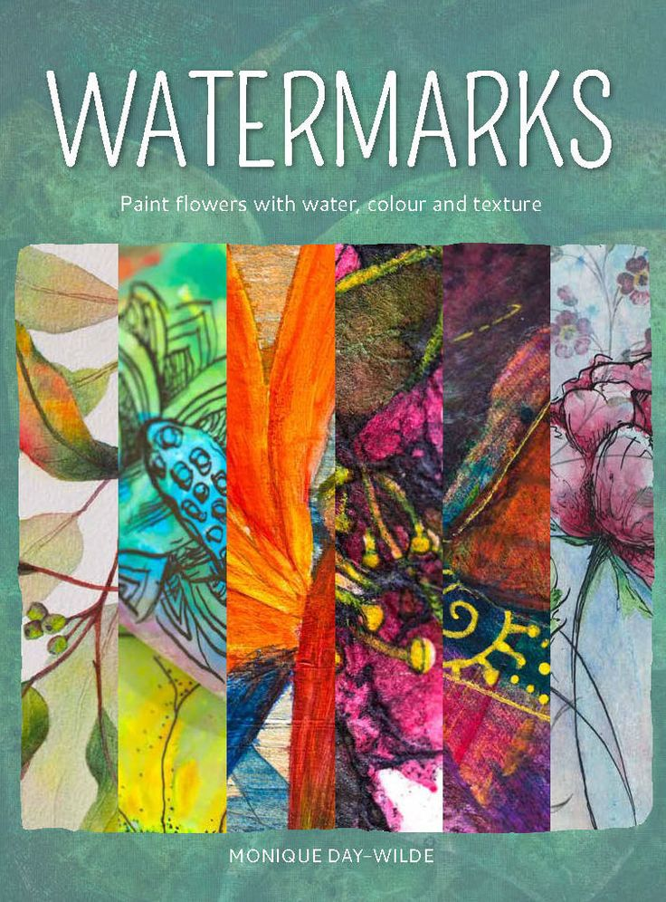 Water Marks by Monique Day-Wilde, published by Metz Press