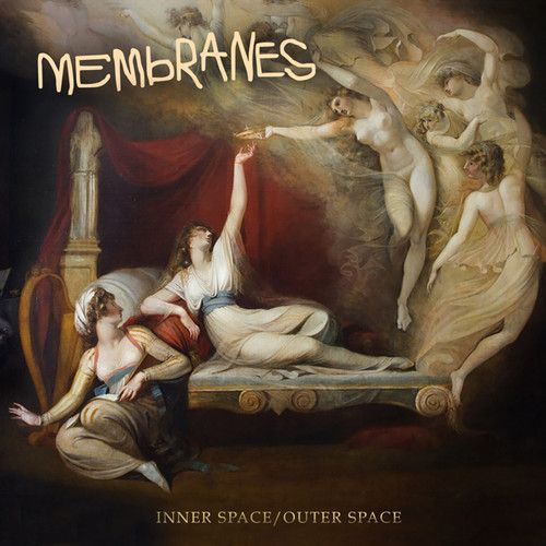 The Membranes - Inner Space / Outer Space on Limited Edition Vinyl 2LP